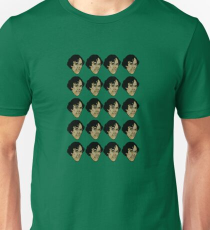 Cumber Batch Unisex T-Shirt