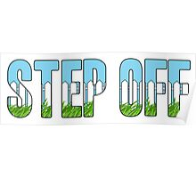 Same Trailer Different Park: Step Off [Song Title] Poster