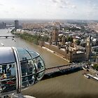 Parliament from the Eye by Simon Cross