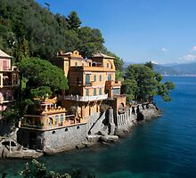 Mediterranean House  by Simon Cross