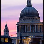 St Paul's Cathedral by Simon Cross
