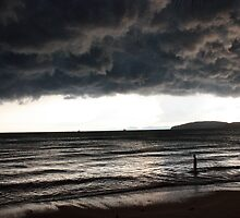 Darkness comes upon us! by Diane  Holdsworth
