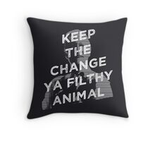 Generous Johnny Throw Pillow