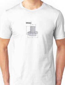 Cray-1 Supercomputer t-shirt Unisex T-Shirt