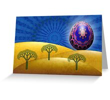 Inner Child - On Top of the World Greeting Card
