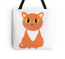 Only Orange Marmalade Cat Tote Bag