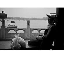 Beijing B&W II Photographic Print