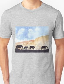 Silhouettes of Africa T-Shirt