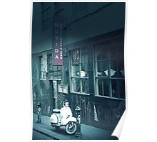 Cafe Culture - Classically Now Poster
