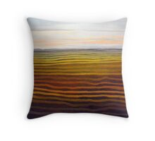 Desert Twilight  2010 Throw Pillow
