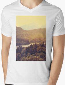 Austria Mens V-Neck T-Shirt