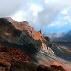 Mount Haleakala by Paula Bielnicka