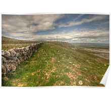 Slieve Carran Wall Poster