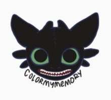 Toothless - toothy by ColorMyMemory