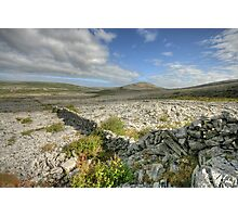 Burren National Park Photographic Print