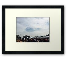Governor's Ball Music Festival - NYC Framed Print