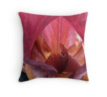 """Untitled Flora"" Santa Marta, Colombia Throw Pillow"