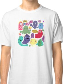Colorful Creatures Classic T-Shirt