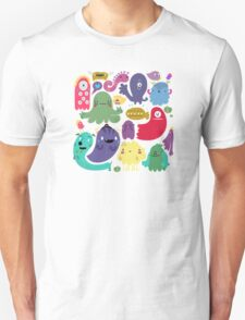 Colorful Creatures T-Shirt