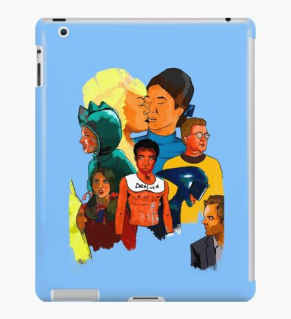 Epidemiology iPad Case/Skin