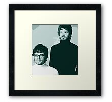 Flight of the Conchords- Family Portrait Framed Print