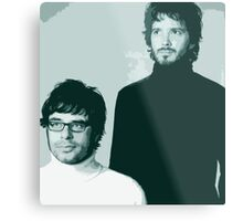 Flight of the Conchords- Family Portrait Metal Print