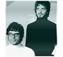 Flight of the Conchords- Family Portrait Poster