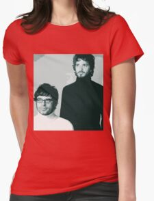 Flight of the Conchords- Family Portrait Womens Fitted T-Shirt