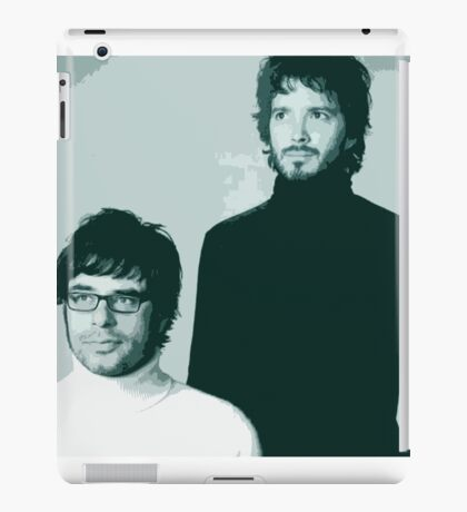 Flight of the Conchords- Family Portrait iPad Case/Skin