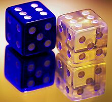 Dice by Craig Stronner