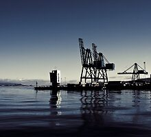 Clydeport by Ashley Baxter