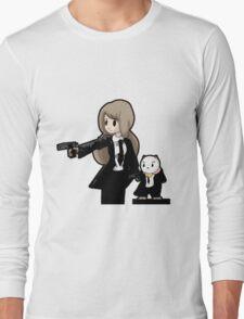 PuppyCat Fiction Long Sleeve T-Shirt
