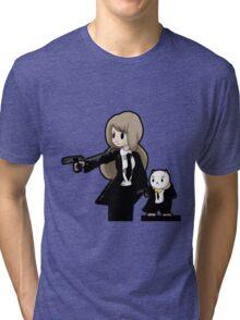 PuppyCat Fiction Tri-blend T-Shirt