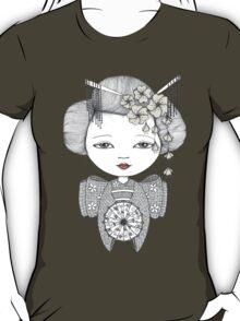 Little Blossom Girl T-Shirt