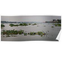 Floating villages Poster