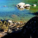 Morning Shadows ~ Lake Tahoe by Elaine Bawden