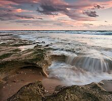 Rocky Overflow by Alistair Wilson