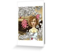 close your eyes ... Greeting Card