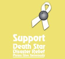 Death Star Disaster Relief Kids Clothes