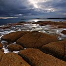 East Coast Granite by Robert Mullner