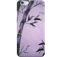 Bamboo Forest at Twilight iPhone Case/Skin