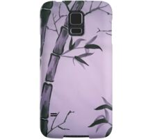 Bamboo Forest at Twilight Samsung Galaxy Case/Skin