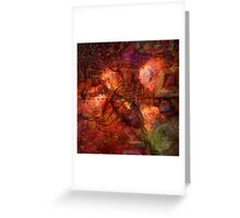 When The Stars Are Right - The Cat's Paw Nebula in Scorpius Greeting Card