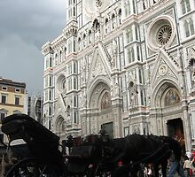 Florence Cathedral by Kymbo
