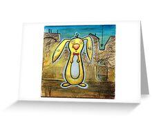 hoo boo Greeting Card
