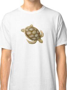 Flatback Sea Turtle Classic T-Shirt