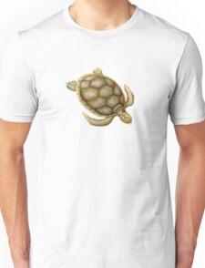 Flatback Sea Turtle Unisex T-Shirt