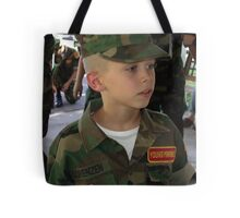 Young Marines Tote Bag