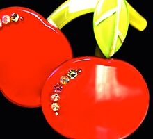 Pop Art Apples by Alyson Fennell