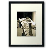 Misuzu-chan Framed Print